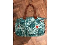 Baby Changing Bag- Donna Wilson Fox for Mamas and Papas