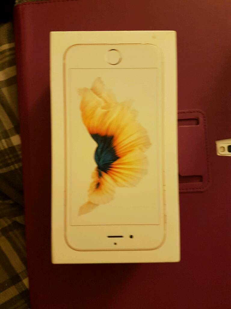 IPHONE 6S GOLD UNLOCKED 16GB MINT CONDITIONin Moston, ManchesterGumtree - Iphone 6s gold 16gb unlock to any network mint condition fully boxed with original accessories