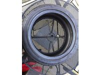 Set (4) of Continental Winter Contact 225/45 R 17 TS810S SSR Tyres Part Worn