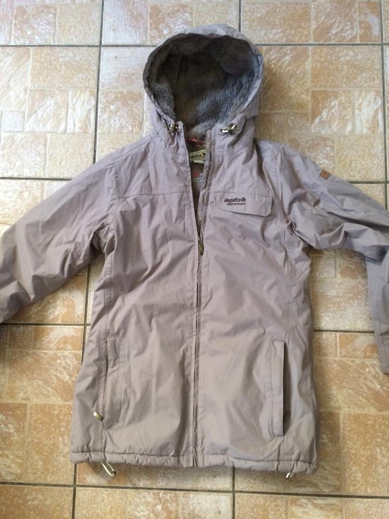 Ladies Regatta water proof winter coat 10