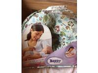 Chicco boppy nursing pillow