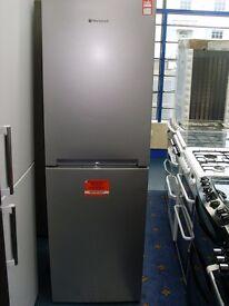 Ex Display HOTPOINT Smart SMX 85 T1U G 50/50 Fridge Freezer - Graphite