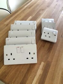 MK socket and switches