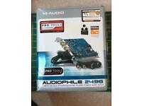 M-Audio Audiophile 2496 PCI soundcard