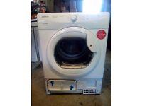 Condenser dryer ,hoover vision hd,8kg