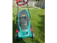 Bosh rotak 40 corded mower