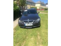 Bmw 330d m sport touring auto 55 hpi clear