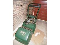ATCO Balmoral 14S self propelled, petrol motor mower