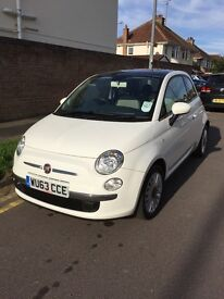 Fiat 500 1.2 Lounge 3 dr (start/stop)