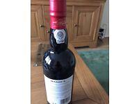 Bottle of Port