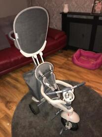 Smart trike Grey