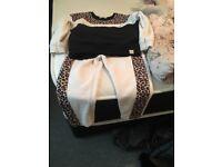 Girls jackets & bundle clothes