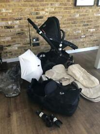 Limited Black Edition Bugaboo Chameleon