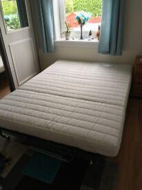 Ikea Lycksele Folding Double Bed