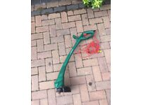 Qualcast Electric Strimmer Hardly used great condition
