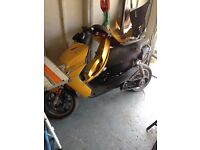 Mbk match g 50cc spares or repair not a pit bike car mini moto ped 125