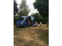 Converted Motorhome for sale with lots of extras available to include an awning,
