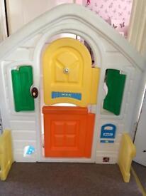 Step 2 doorway playhouse