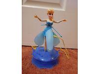 Flying Princess Elsa Fairy Doll from frozen