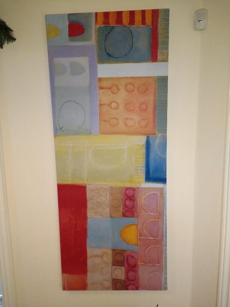 Ikea Wall Canvas 400.732.97 PJÄTTERYD 140x56cm