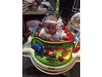 Jumperoo, Minnie Mouse walker, exercise bike