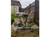 KAISER M3 exercise spin bike