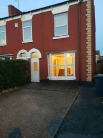 Branston Road Burton on Trent 3 Bedroom House with off Road Parking