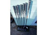 Callaway X2 Hot Hybrid Golf Iron Set