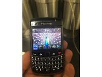Blackberry 9700 spares and repairs