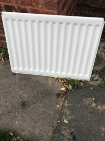 Single radiator 54x75 cm