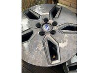 """Volvo C30 16"""" alloy wheels"""