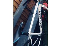 Bike / bicycle - Boardman x7 hybrid