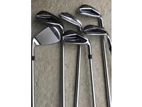 Cobra Iron Set king F7