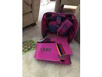 Pink YUU bag