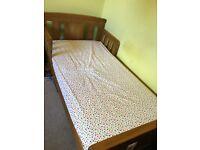 Junior bed - Solid wood (John Lewis)