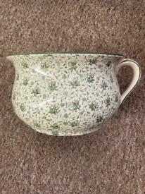 Vintage chamber pot