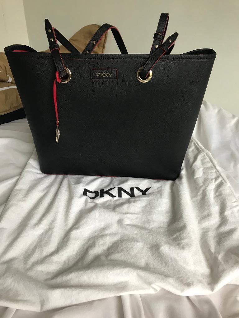 DKNY large tote bag  0d1280f105c03
