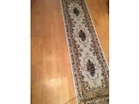 Persian rug hall runner