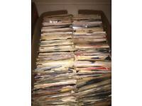 "Vinyl Records - 500 7"" Vinyl Singles"