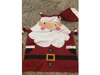 Brand new children's Christmas apron