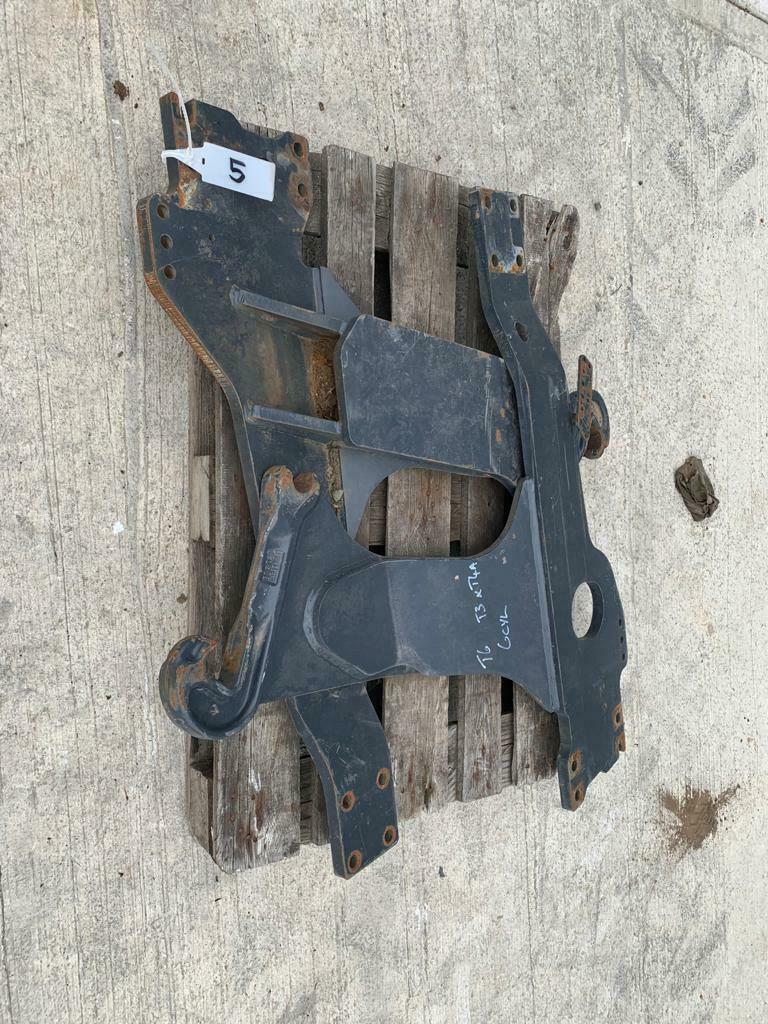 New Holland 6 Cylinder T6 Tier 3-4A Stoll Loader Brackets - No bolts included