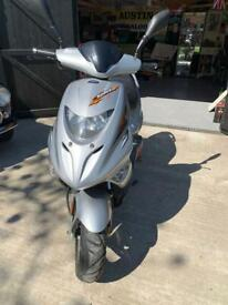 2008 50cc Scooter Adly
