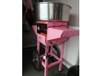 (reduced sfs) Commercial Candy floss mashine