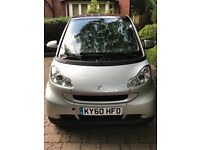 Smart fourtwo automatic high spec in good condition