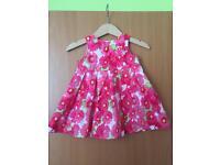 3-6mth girl summer dresses
