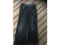 Boys Jeans age 7-8 years