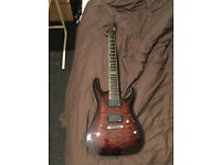 ESP LTD MH-350NT- Electric Guitar - Red- Excellent condition