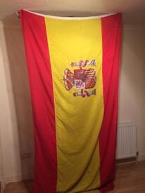 Rare Spanish flag. Offers.