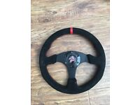 AF Steering Wheel for car or sim racing