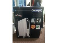 Dragon4s Delonghi 2000W electric oil-filled radiator, boxed